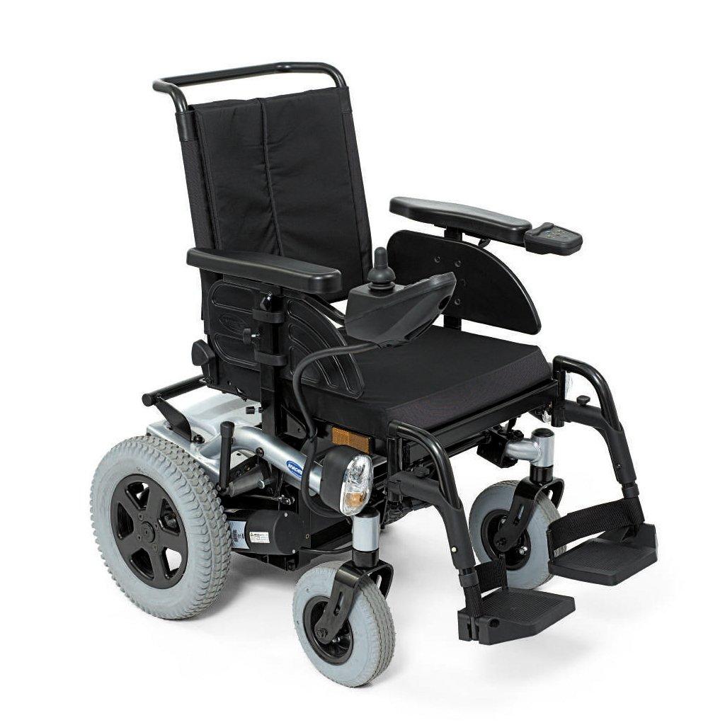 Invacare Stream eléctrico silla, interiores y exteriores, hasta 130 kg, 6 km/h, incluye entrega/einweisung/montaje in situ: Amazon.es: Salud y cuidado ...