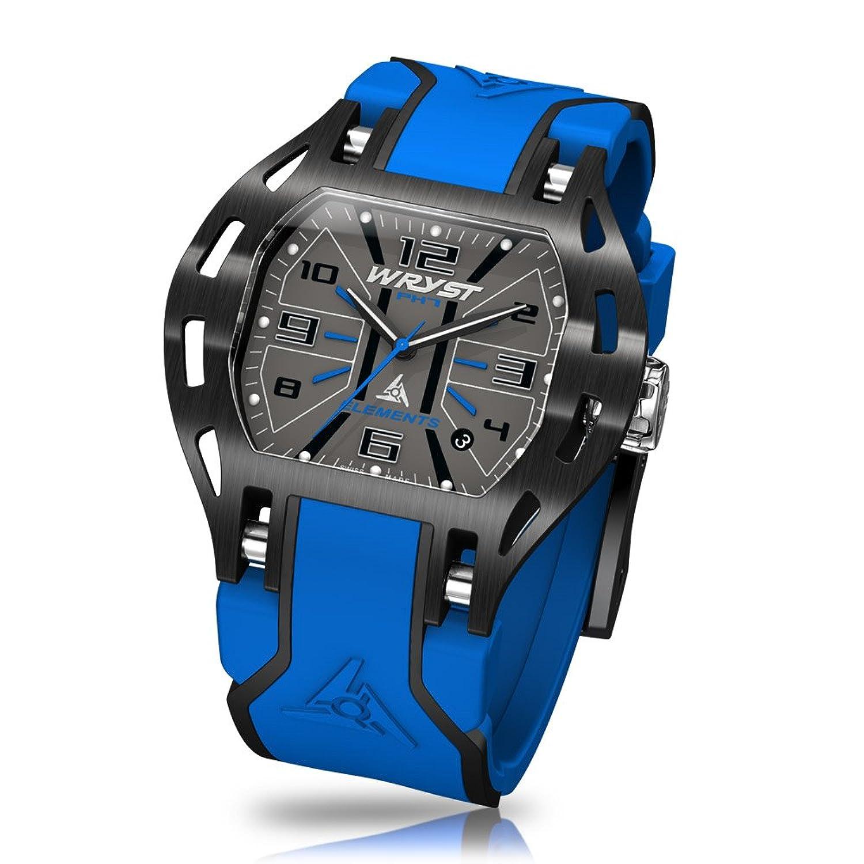 Blau Schweizer Uhr fÜr Sport wryst PH7