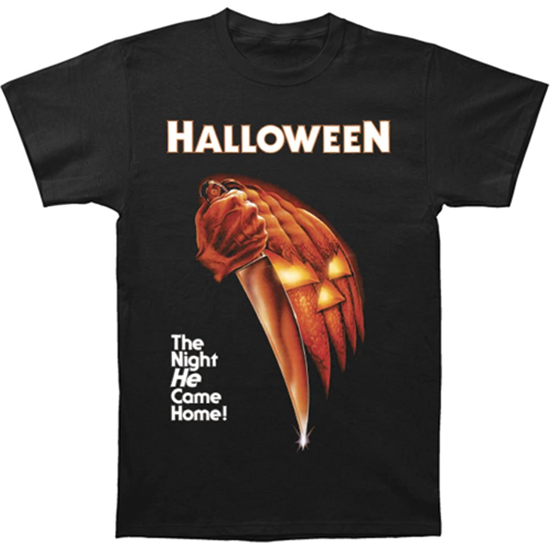 Amazon.com: Halloween - Night He Came Home T-Shirt: Clothing