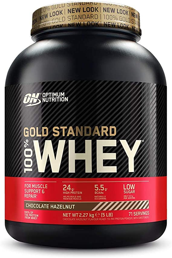 Optimum Nutrition ON Gold Standard 100% Whey Proteína en ...