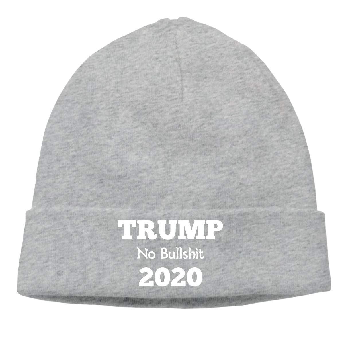 Mens/&Womens Donald 2020 No Bullshit Soft Knit Beanie Caps