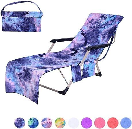 Amazon.com: JIEEN - Funda para silla de salón con bolsillos ...