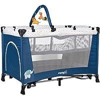 Crystal Baby 421 Weenie Park Yatak Oyun Parkı 70x110 cm Lacivert