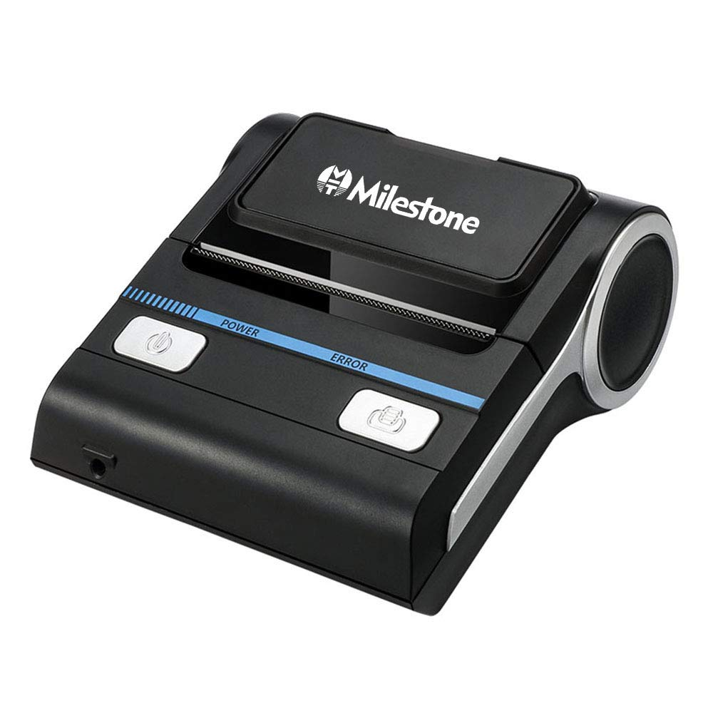 HM2 Impresora térmica portátil Bluetooth Mini Impresora de ...
