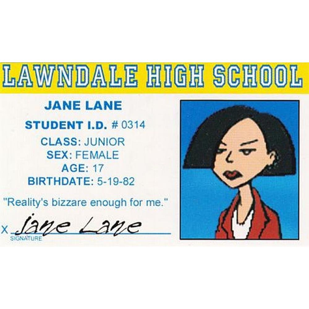 Signs 4 Fun Ndidj Janes Drivers License