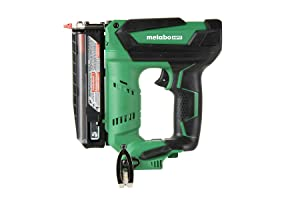 Metabo HPT NP18DSALQ4 18V Cordless Pin Nailer, Tool Only - No Battery, 5/8-Inch up to 1-3/8-Inch Pin Nails, 23-Gauge, Holds 120 Nails, Lifetime Tool Warranty