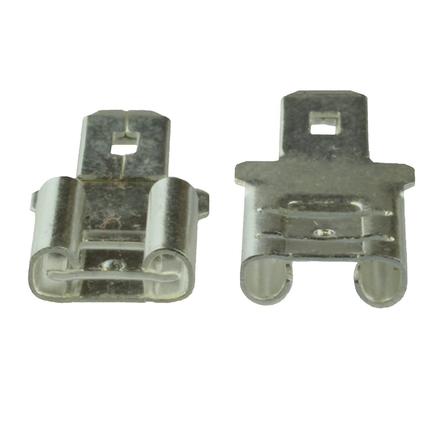 Set of 2 F2 to F1 Terminal Adapter
