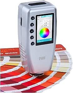 Snail Shop Colorimeter,8mm Portable Digital Colorimeter, Color Meter,Color Analyzer
