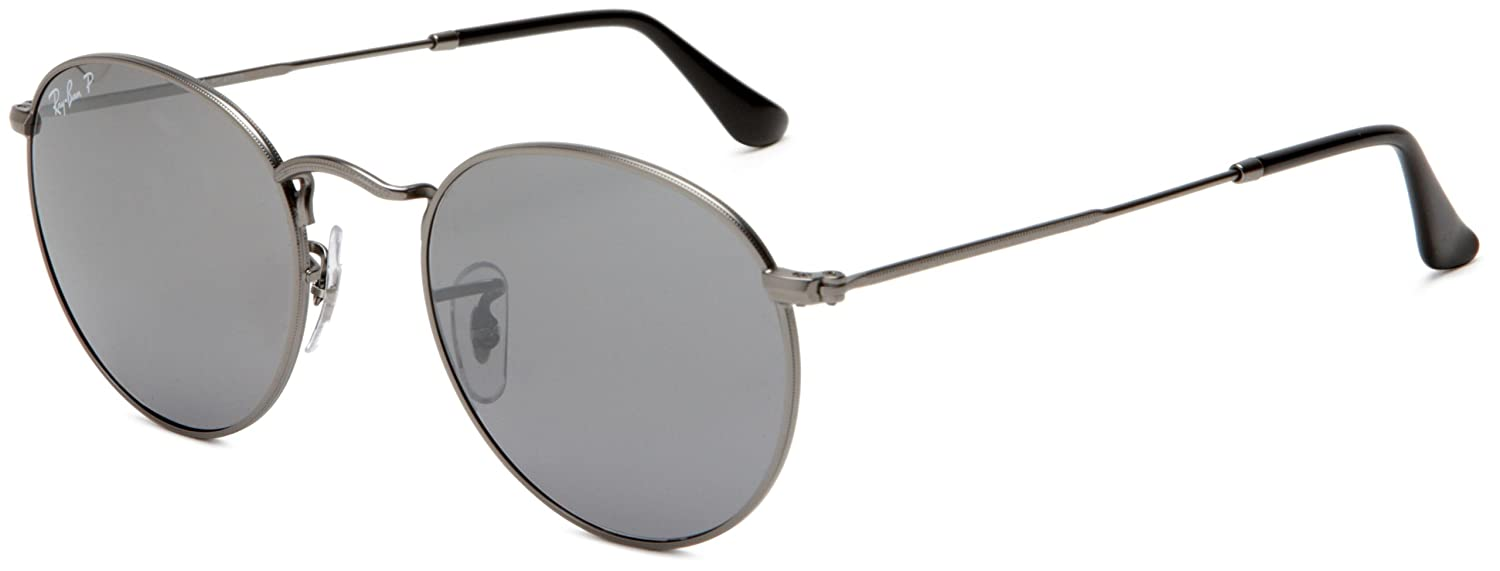 0f30a47f030e5 Ray-Ban Men s Sunglasses RB3447 50 mm  Ray Ban  Amazon.co.uk  Shoes   Bags