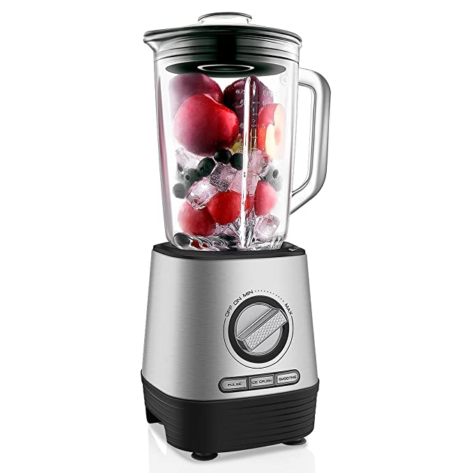 Review Smoothie Blender for Shakes