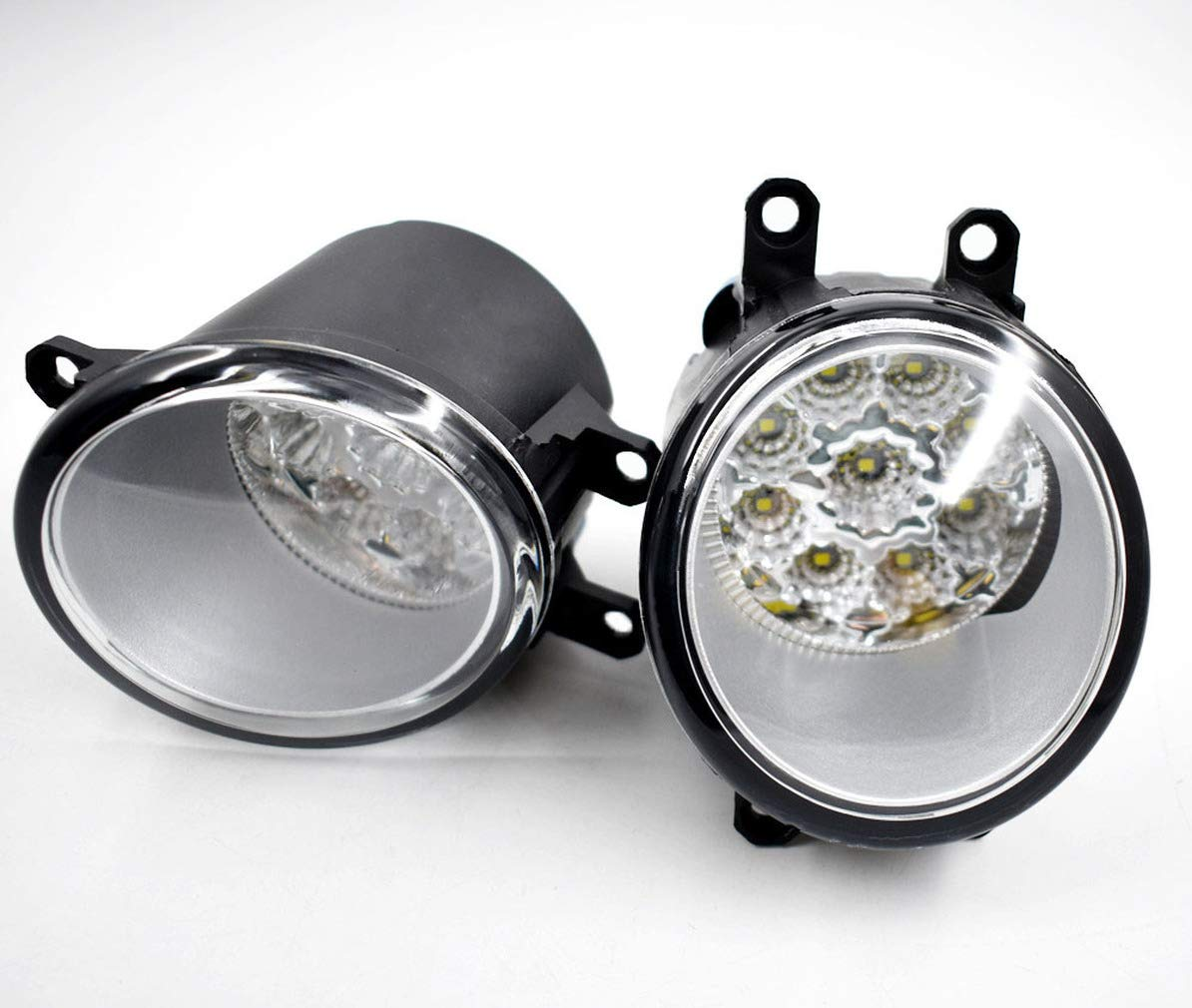 Pair of 36W LED Fog Light H8 H9 H11 Left Right RH LH Side Fit for Toyota RAV4 Camry Yaris Lexus 8121006071 8122006071