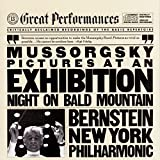 Classical Music : Mussorgsky: Pictures at an Exhibition; Night on Bald Mountain