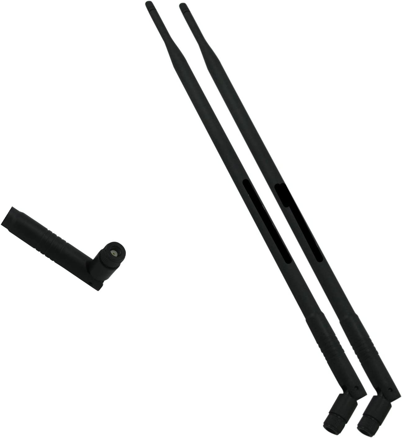 9dBi 2.4GHz 5GHz Dual Band RP-SMA WiFi Antenna For TP-Link TL-WR940N TL-WDN4800