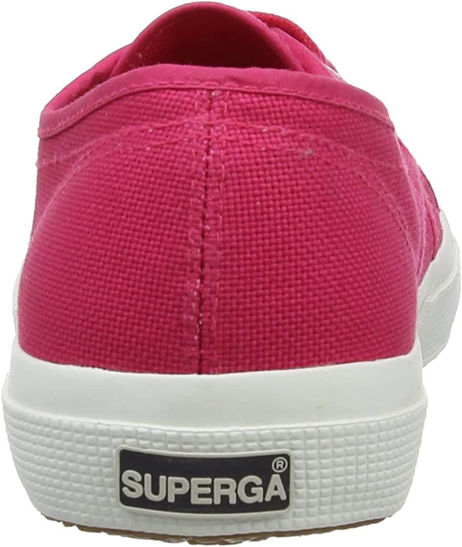 Superga Men's Low Trainers Pink (Rosa)