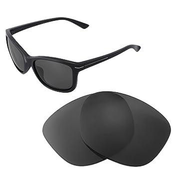 Walleva Ersatzgläser für Oakley Commit SQ Sonnenbrille - Mehrere Optionen (Eisblau - Polarisiert) VSNSzmAq