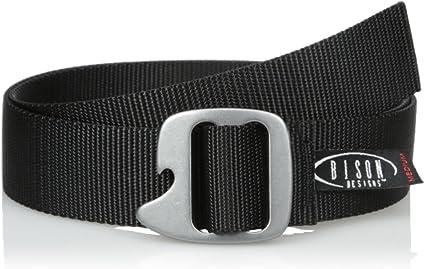 Graphite Bison Designs Last Chance Light Duty Gunmetal Buckle Belt