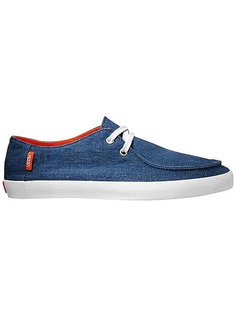 Vans Hombre M Rata Vulc Port Royale/Ant Zapatillas de Gimnasia Size: 44.5: Amazon.es: Zapatos y complementos
