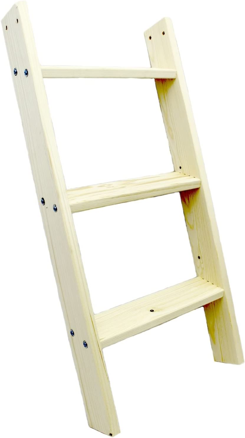 DJM - escalera para desván de escaleras de madera se DJM Loft 2,8 m a 3,51 m: Amazon.es: Bricolaje y herramientas