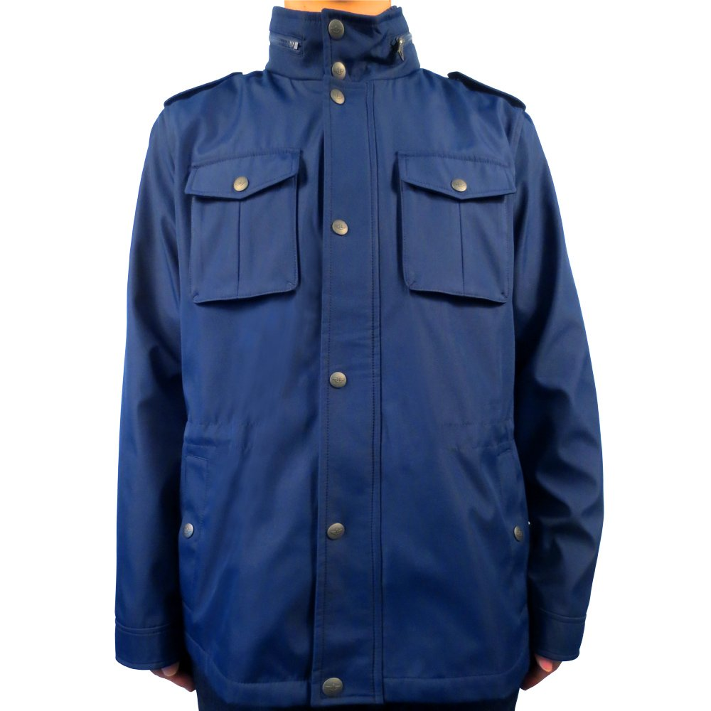 Dockers Men's Bonded Polyester 2 Chest & Lower Pockets Jacket DM7CP403
