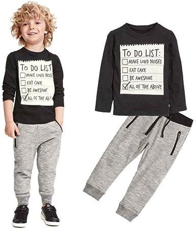 Amazon.com: ❤️ Mealeaf ❤️ Traje infantil para niños ...