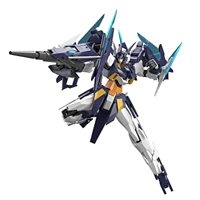 Bandai Hobby MG Gundam Age-II Magnum Gundam Build Divers Model Kit: Toys & Games