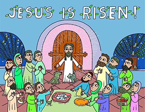Jesus Is Risen!: An Easter Pop-up Book (Bible Story Pop Up)