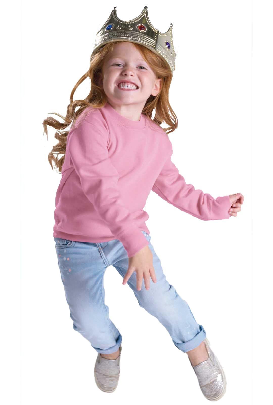 3e20adb6c781a Rabbit Skins Toddler Fleece Long Sleeve Pullover Sweatshirt. Huggalugs Baby  Toddler Childrens Cozy White Chicken Beanie Hat E-I-E-I-O Legwarmers