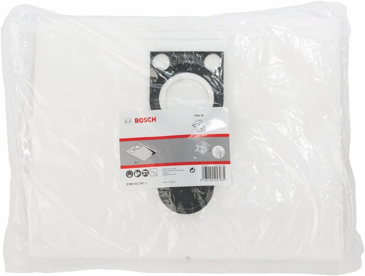 Bosch 2 605 411 167 - Bolsa filtrante de fieltro - - (pack de 5): Amazon.es: Bricolaje y herramientas