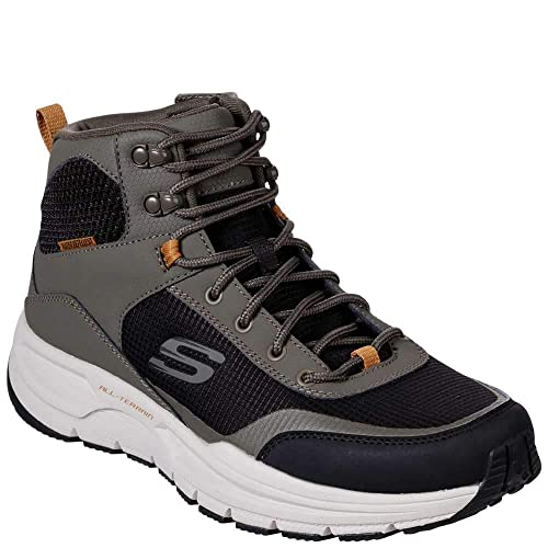 Skechers Men's Escape Plan 2.0 Woodrock Hiking Shoes