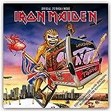 Iron Maiden 2019 Calendar