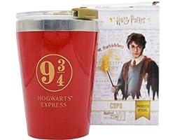 Copo Harry Potter Plataforma 9 3/4 Semi-térmico 300M Oficial