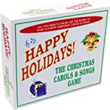 Christmas Carols & Songs Game - Includes the best and and most popular Christmas carols and songs in one great board…