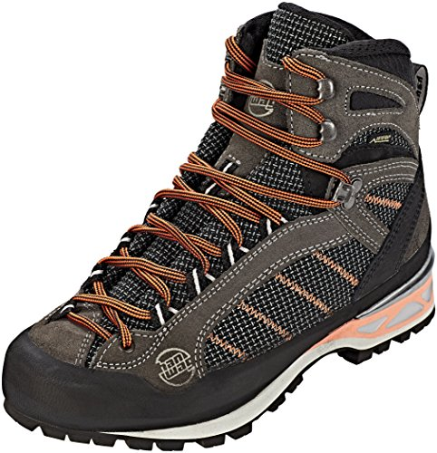 Combi 2018 Women Shoes GTX Grey Makra Orange Hanwag Hw1q5U0n