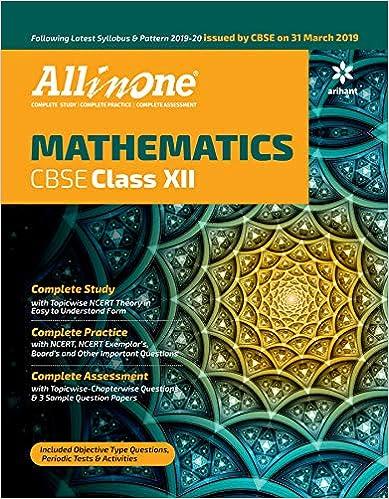 all in one math book