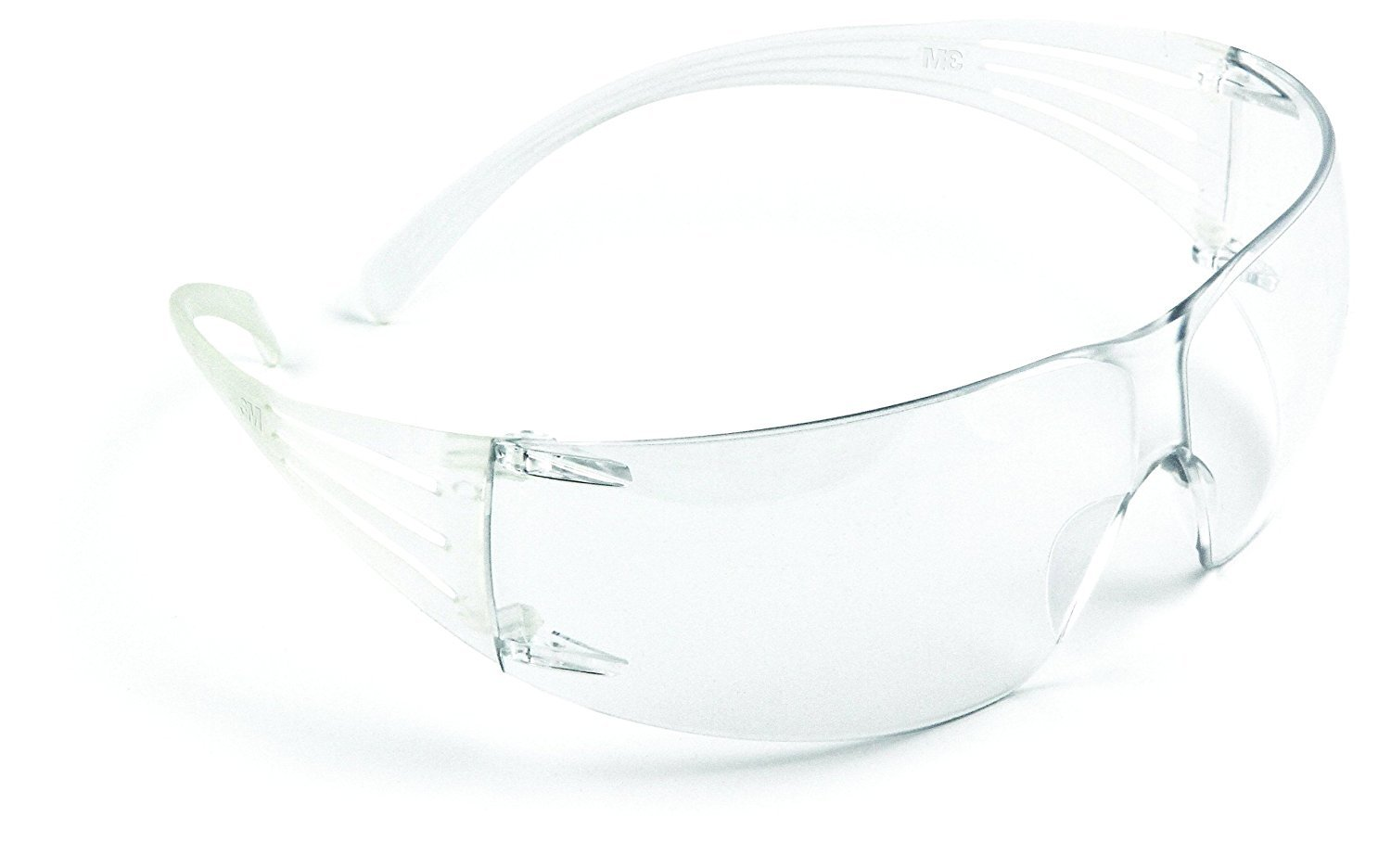 3M Personal Protective Equipment. Eyewear SF201AS, Clear Lens, Anti Scratch Coating