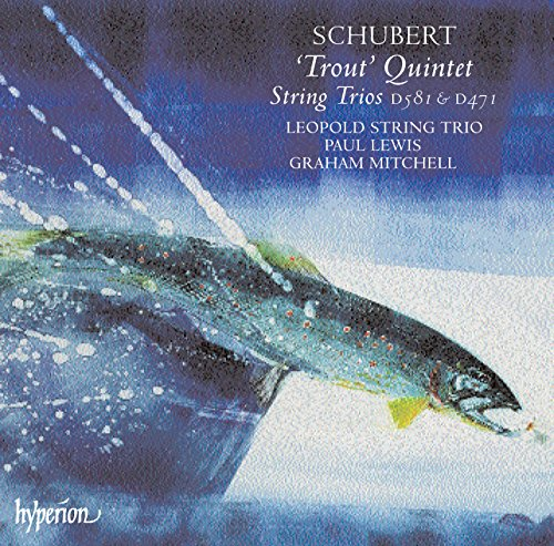 tet / String Trios D 471 & 581 (Leopold Trio)