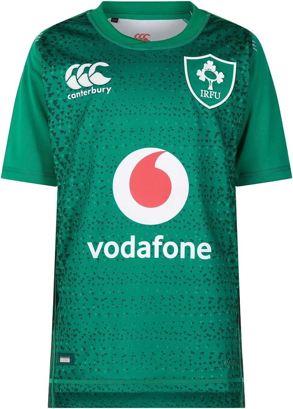 Canterbury - Camiseta de Rugby Oficial de Irlanda 18/19 para niños, Infantil, B809420T53: Amazon.es: Ropa y accesorios