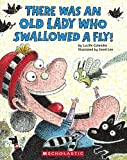 There Was An Old Lady Who Swallowed A Fly! (Turtleback School & Library Binding Edition)