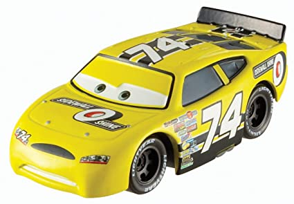 Amazon Com Disney World Of Cars Piston Cup Die Cast Vehicle
