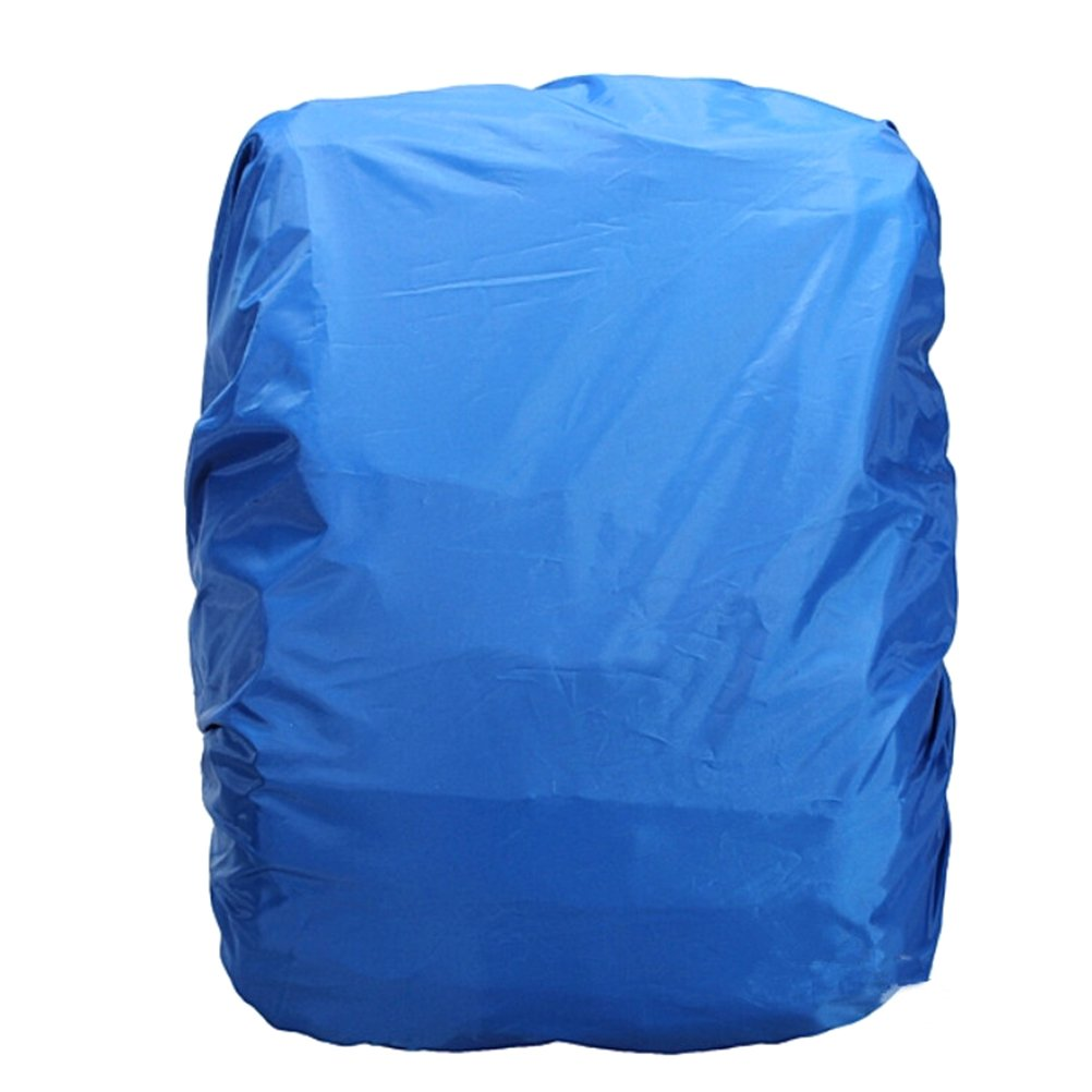 VORCOOL Waterproof Backpack Rain Cover 15L-35L Daypack Dustproof Rainproof Protector Cover (Elastic Adjustable) for Hiking/Camping/Traveling(Blue)