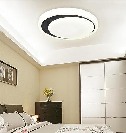 Lámpara de Techo - Dormitorio Moderno Minimalista Sala de ...