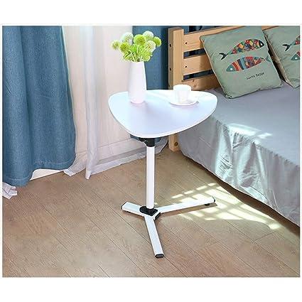 amazon com folding table portable triangle adjustable notebook