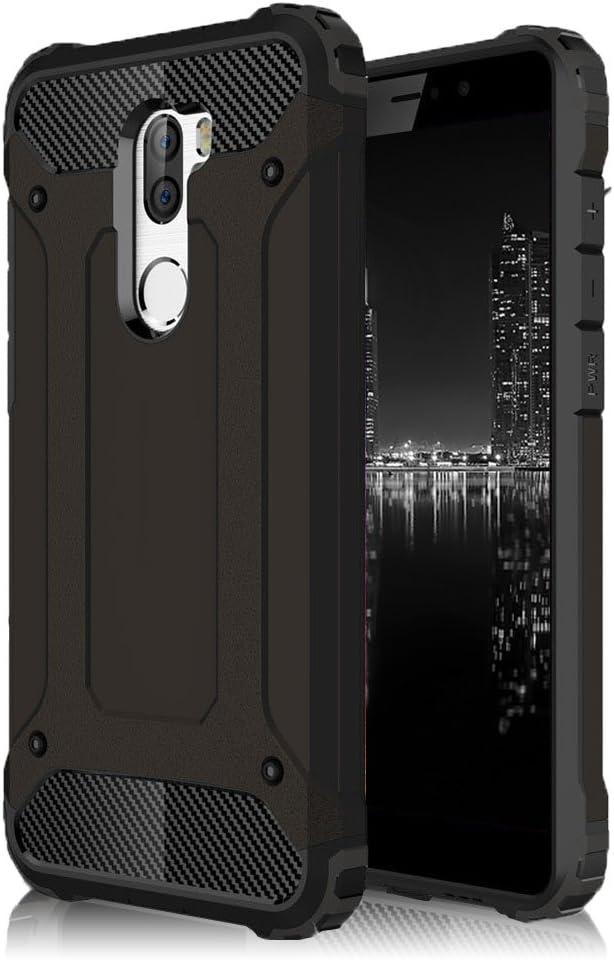 Funda Protectorapara Xiaomi Mi 5s Plus | TPU |en Negro | Anticaída