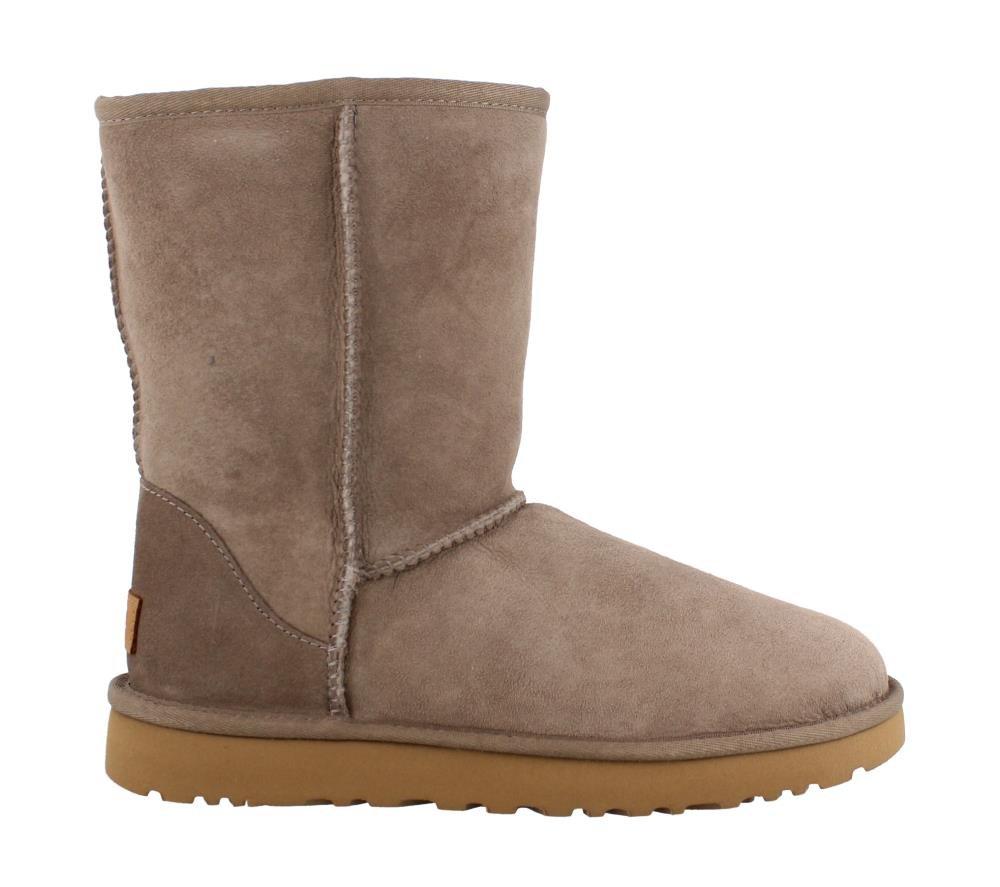 UGG Classic Short Boots II, 9M, Brindle