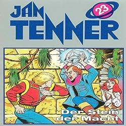 Der Stein der Macht (Jan Tenner Classics 23)
