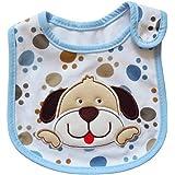 Bavaglini per bebè, impermeabili alla saliva, motivo: cartoni animati