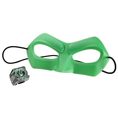 Green Lantern Movie Child Mask & Power Ring (Non-Light up): Clothing