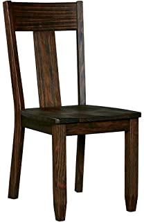 Ashley Furniture Signature Design   Trudell Dining Room Chair   100% Pine  Wood   Set