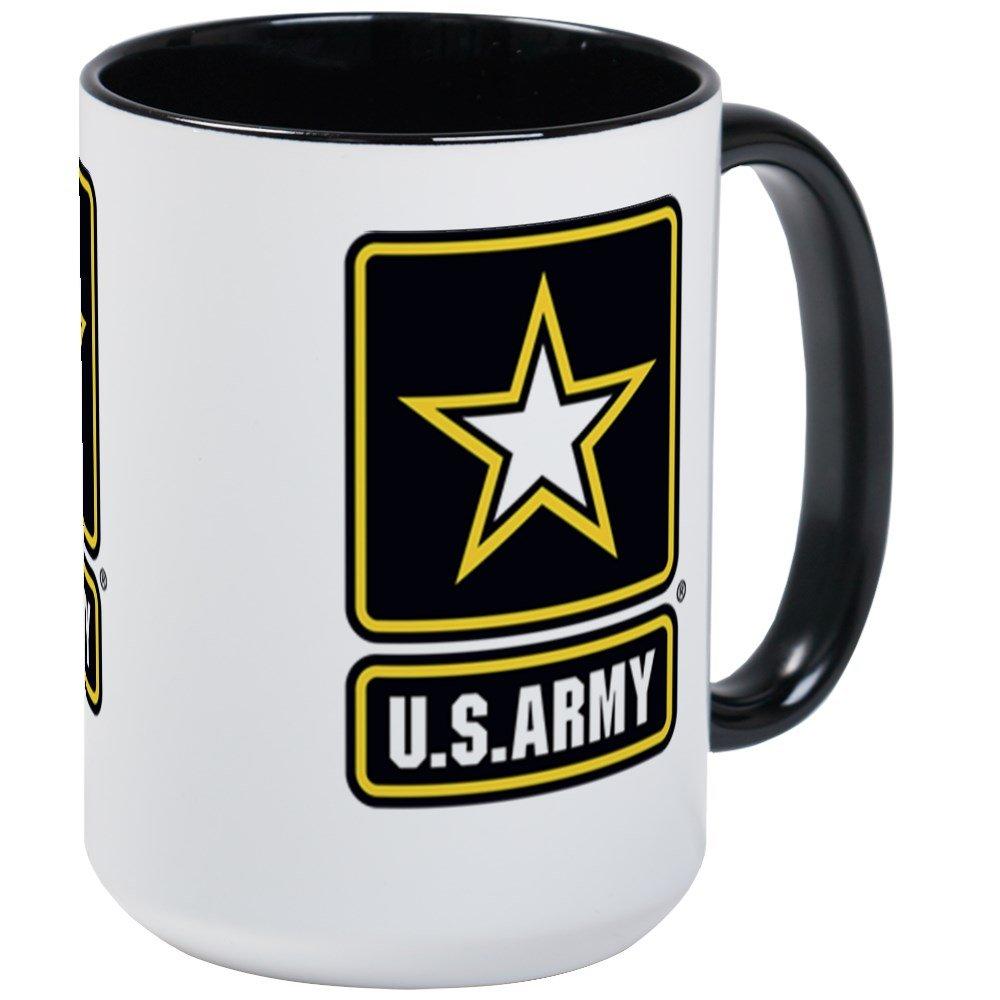 Amazon.com: CafePress – taza de café con diseño del ejército ...
