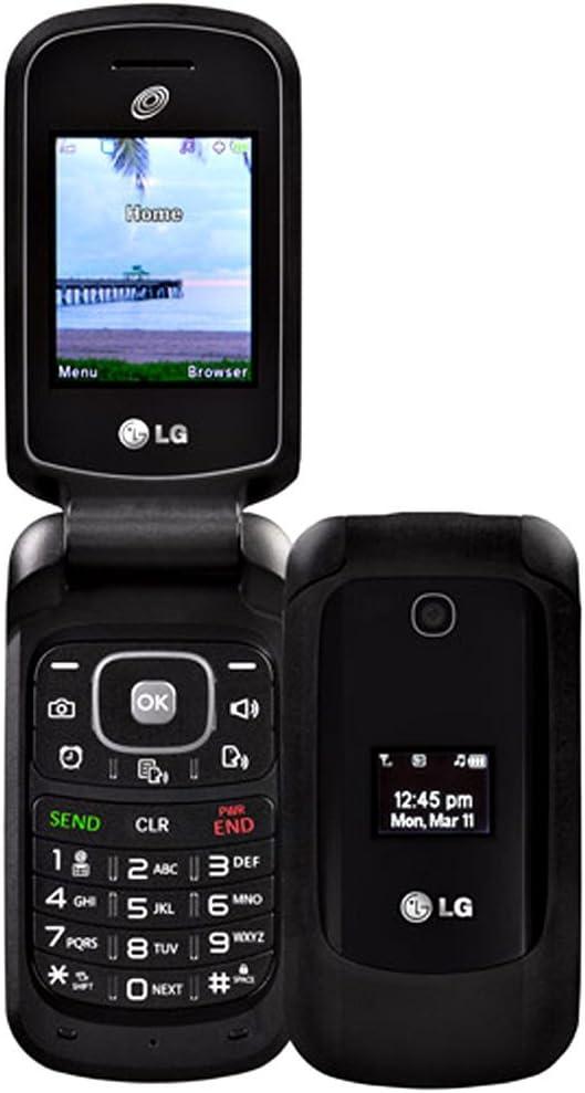 B00IRNSW9I LG 236C Mobile Phone | TracFone 61avC04xRNL